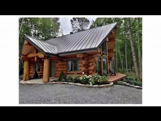 Самый красивый деревянный дом в мире!