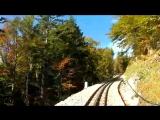 Italo disco. Modern Talking - Walking Harmony.  D.White 2017. Train mountain travel