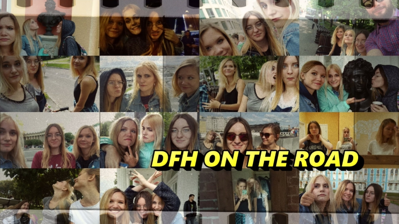 DFH ON THE ROAD