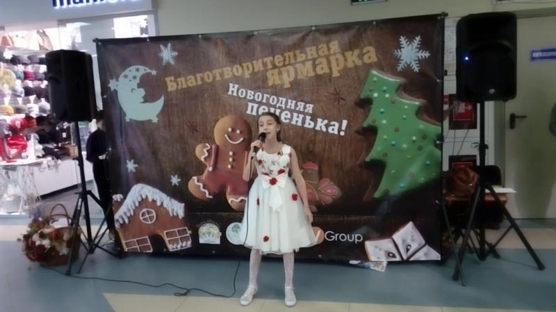 Алена Кокошина Зимняя сказка