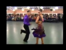 Лидер латиноамериканских танцев Сальса