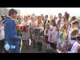 Українці Неаполя тепло зустріли динамівців