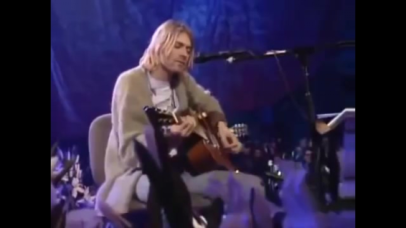Where did you sleep last night -Nirvana-MTV unplugged