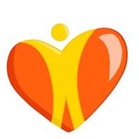 Логотип Путь Сердца - организация счастливой жизни.