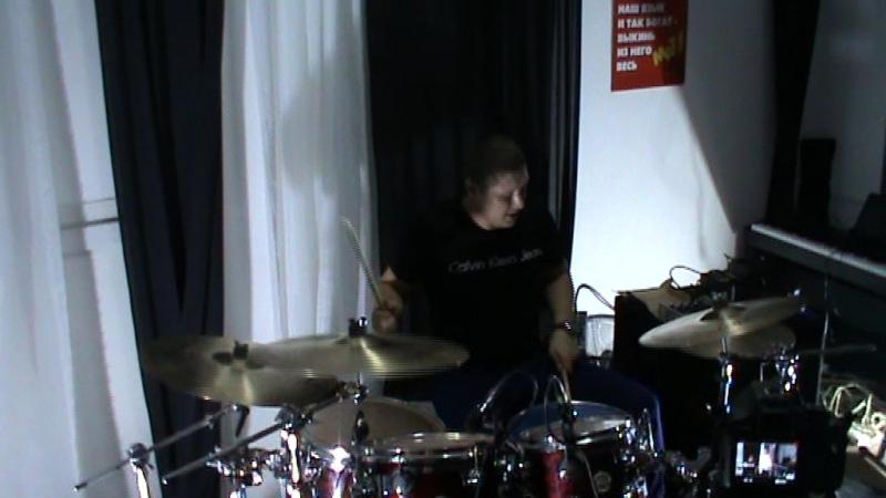 Drum Fest - Вадим Тер-Галустов Этап 3