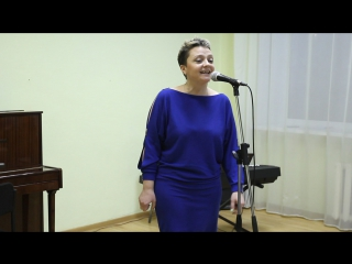 Юлия Скулякова (Школа Артиста)  Проснись и пой (слова В. Лугового, музыка Г. Гладкова)