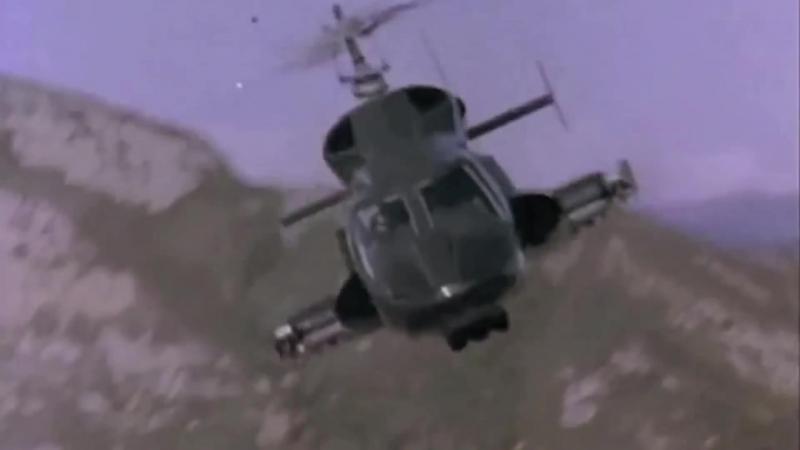 Воздушный волк: вступительные титры 1-го сезона (HD)