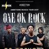 ONE OK ROCK / 30 августа / Известия Hall