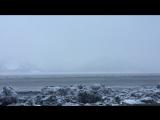 Тихий Океан Зимой / Аляска / Январь 2017❄️