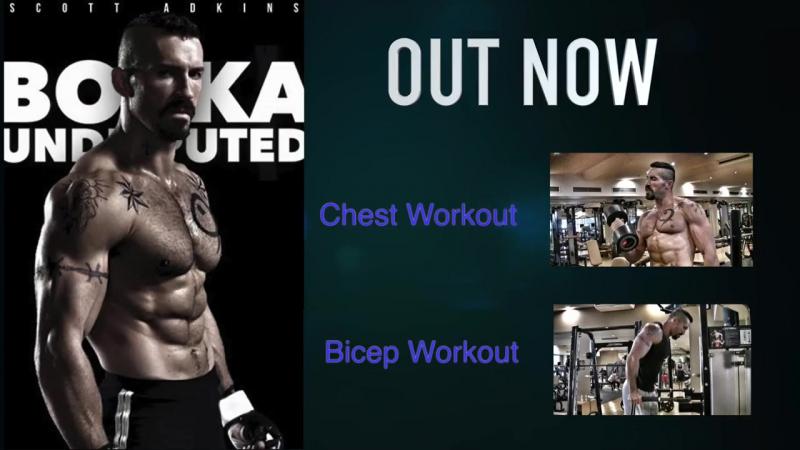 Boyka Tricep Workout