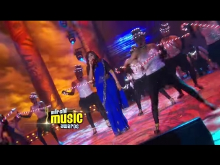 Shreya Ghoshals melodious performance at the 5th Mirchi Music Awards - YouTube