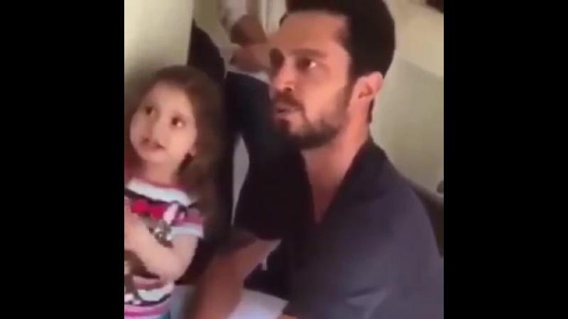 Murat Boz'un kızı
