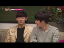 Chanyeol and Baekhyun (EXO) - Overdose (Show Roommate)