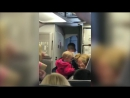 American Airlines employee allegedly hits woman with stroller, confronts angry p