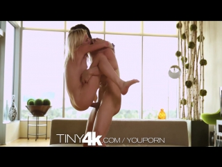 Tiny4K - Tiny blonde teen s pussy pounded by big dick in 4K - Free Porn Videos - YouPorn(1)