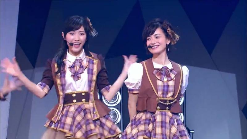 189II(21.01). Oshiete Mommy [Mariko Tsukamoto, Rina Kawaei, Haruka Shimazaki, ..., AKB48 Request Hour Setlist Best 1035 2015]