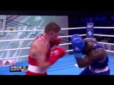 AIBA Hamburg 2017 Петр Хамуков (75кг) 1_8 final