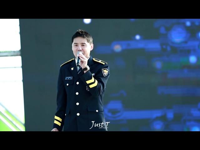 170602 화성 뱃놀이 축제 경기남부경찰홍보단 황금별 ( 시아준수 김준수 XIA junsu ジュ125