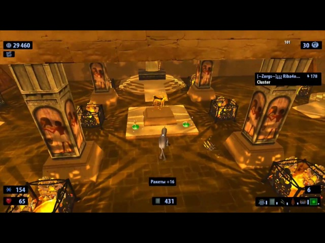 Serious Sam HD Extended - Temple of Ptah-The Mausoleum (13)