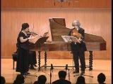 G. P. Telemann - Sonata for Violin, Cello and Basso Continuo F-major  No.6