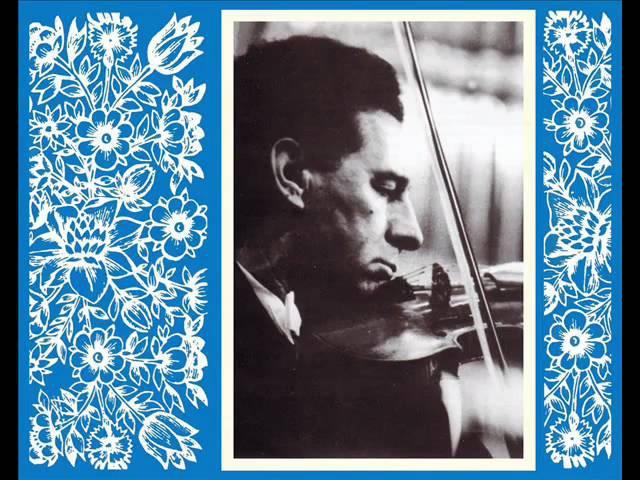 Voicu plays Locatelli - Sonata da camera in G minor, Op. 2, No. 6