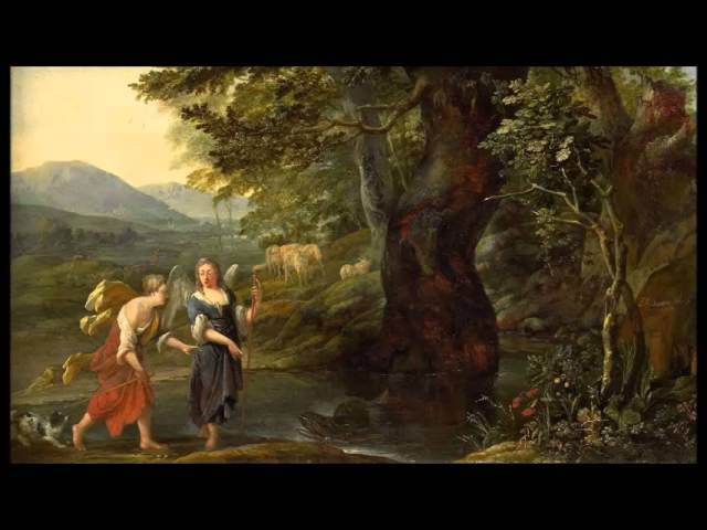 J.S. Bach: Sonata in D minor BWV 964 - Pieter Dirksen