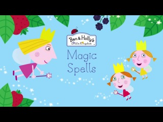 Ben and Holly's Little Kingdom - Magic Spells Halloween Compilation