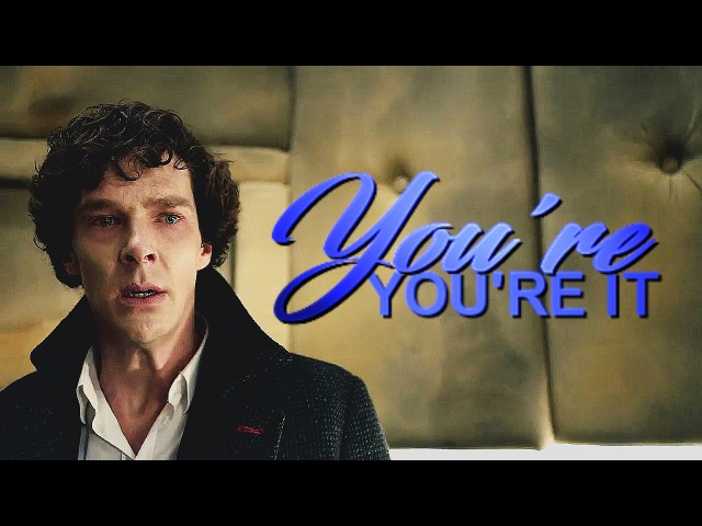 Sherlock Moriarty | Tag, you're it ♥