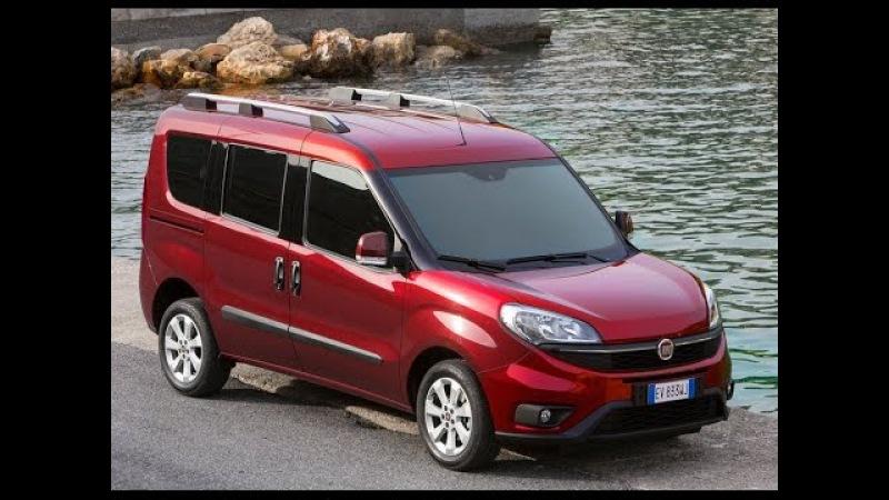 Fiat Doblo New 2015 2016 новый компактвэн