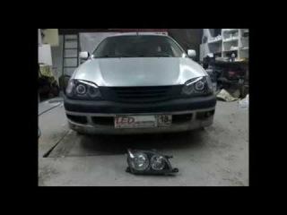 Toyota Avensis - билинзы с