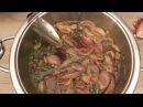 ZEPTER Рецепт Телятина с овощами
