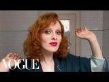 Karen Elson Does Manhattan Party Makeup Beauty Secrets Vogue