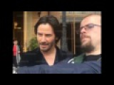 Киану Ривз в Питере   Keanu Reeves in Russia