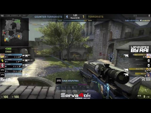 [05.03] CS:GO LAN MIX CUP 3 - Semi final - jmqa mix vs Bover mix
