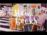 BOOKS HAUL | КНИЖНЫЕ ПОКУПКИ | MY NEW BOOKS | TALITO