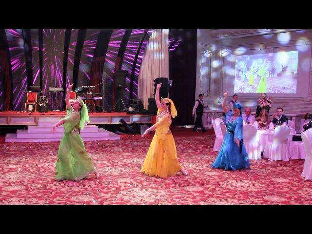 Узбекский танец Ассалом ансамбль Бахор 7-966-387-25-00 www.bahordance.ru
