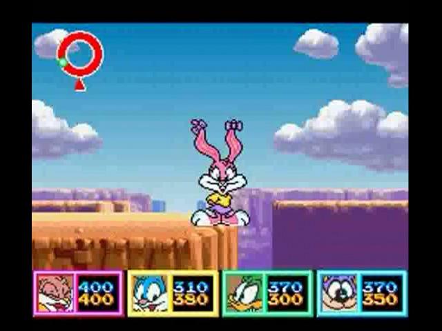 Tiny Toon Adventures: Wacky Sports Challenge (SNES) - Longplay