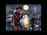 Олег Ухналев . Дождь и я .