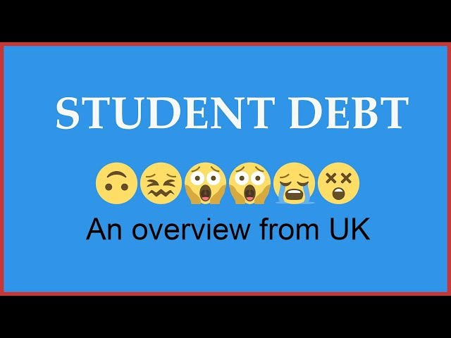 £40k UK Student Loan Debt and how I'm dealing with it.