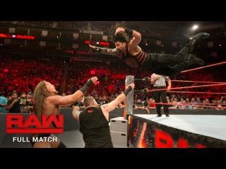 #My1 FULL MATCH  WWE Universal Title Fatal 4-Way Elimination Match: Raw, Aug. 29, 2016