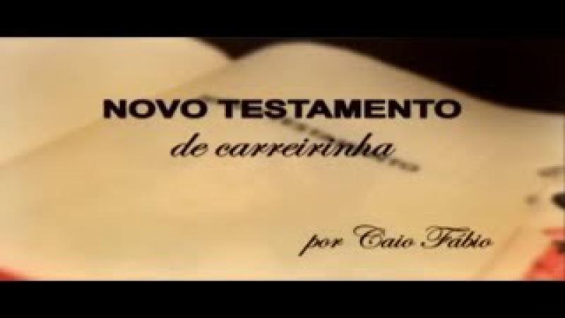 Novo Testamento de Carreirinha - 1ª Coríntios 1