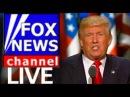 FOX NEWS Live Stream - HD 24/7 - President Donald Trump Interview News - CNN News London Terror