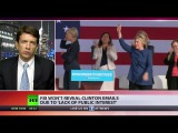 'X-Files': FBI won't reveal Clinton emails due to 'lack of public interest'