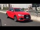 Audi RS Q3 - Chiquita pero picosa.