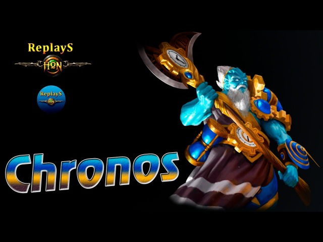 HoN - Chronos - Bassix` 1787 MMR