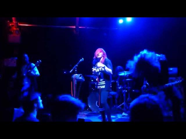 Exilia - Stop Playing God, Live @ Backstage Munich 09.06.2015