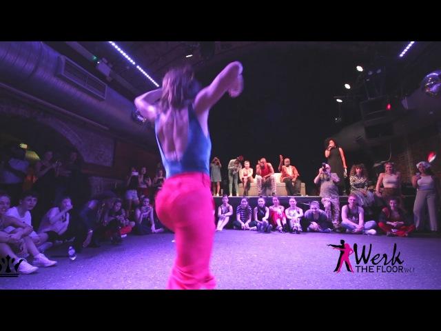 Werk The Floor Vol.1 - Semi Finals Rada vs Madoki