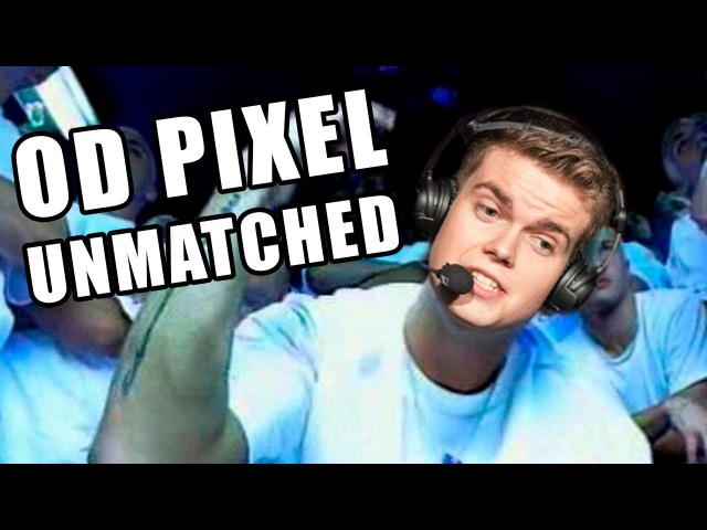 Would the real OD Pixel please stand up?