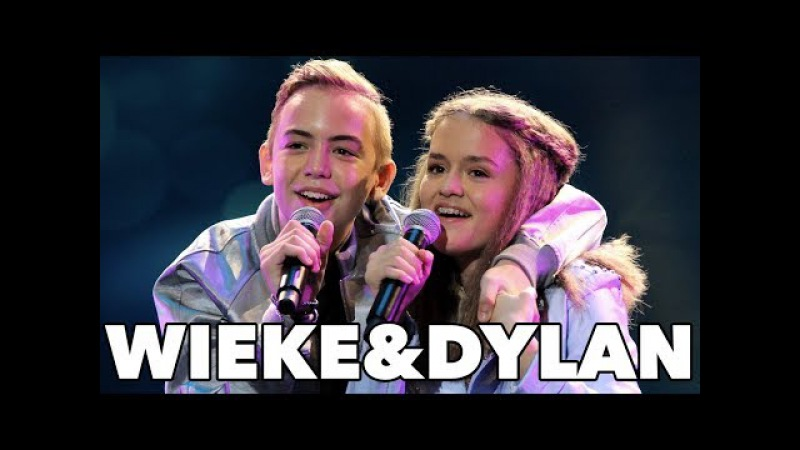 WIEKE DYLAN - A WHOLE NEW WORLD | JUNIORSONGFESTIVAL.NL🇳🇱