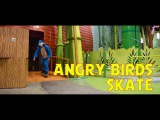 На скейте по парку Angry Birds / Skating in Angry Birds Activity Park
